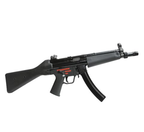 WE Airsoft SMG-5A2 Apache GBB Airsoft SMG