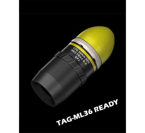 *NEW* TAG Innovation Reaper MK2 Explosive Projectile - Pack of 10 mixed fuse delay