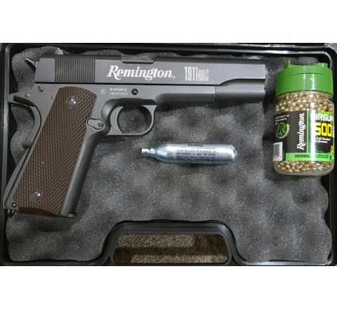 Remington 1911RAC Blowback .177 (4.5mm BB) CO2 Air Pistol