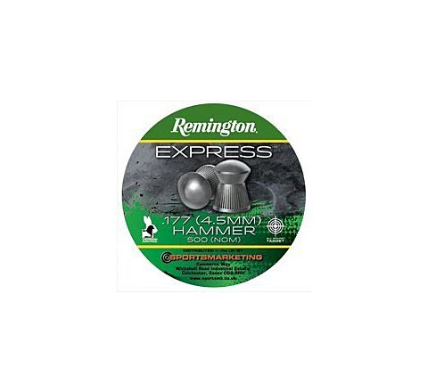 Remington Express Hammer .177 / 4.5mm Air Pellets