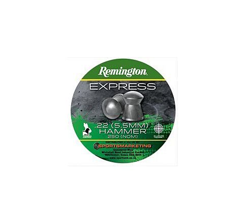 Remington Express Hammer .22 / 5.5mm Air Pellets
