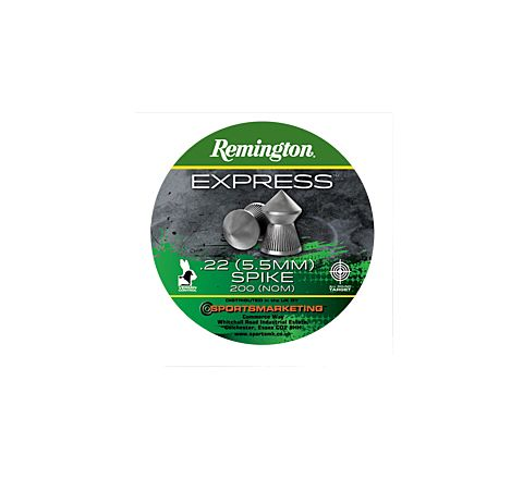 Remington Express Spike .22 / 5.5mm Air Pellets