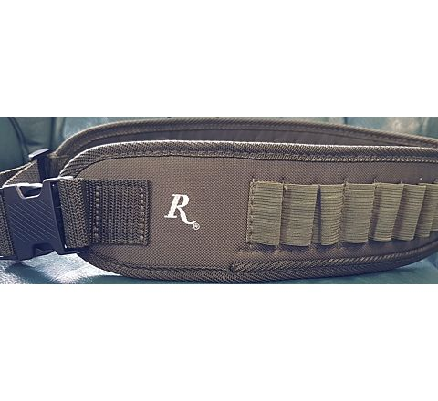 Remington 12B Cartridge Belt / Shotgun Shell Belt - Olive