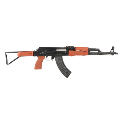 Real Sword Type 56/2 AK47 AEG Airsoft Rifle - R451B Red Wood Version
