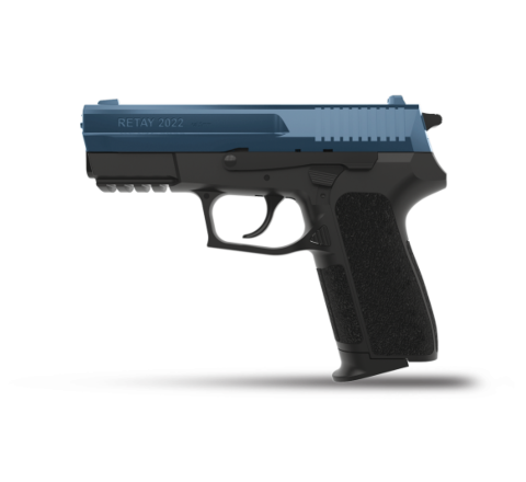 Retay Blank Firing 9mm S2022 (SiG) Black/Blue