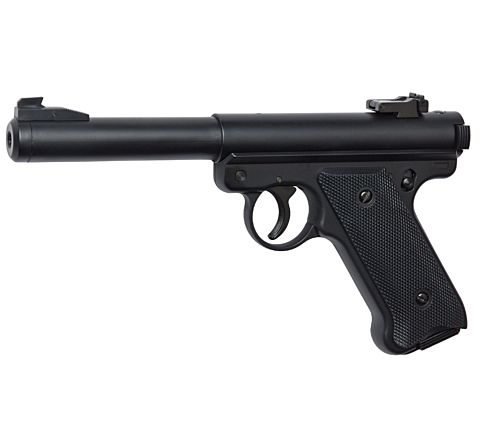 ASG Branded Ruger Mk I NBB Airsoft Pistol
