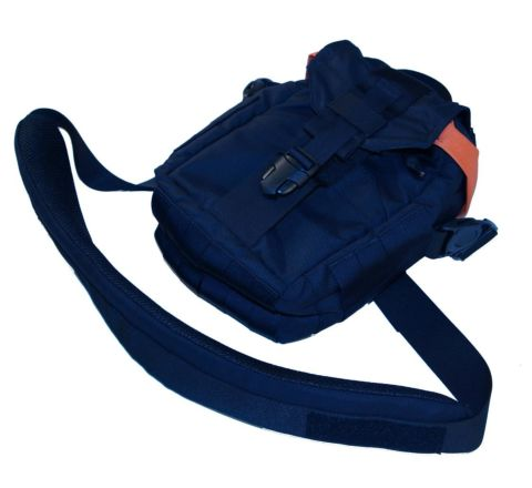 SAG Gear - Tactical Camera Bag - Black & Orange