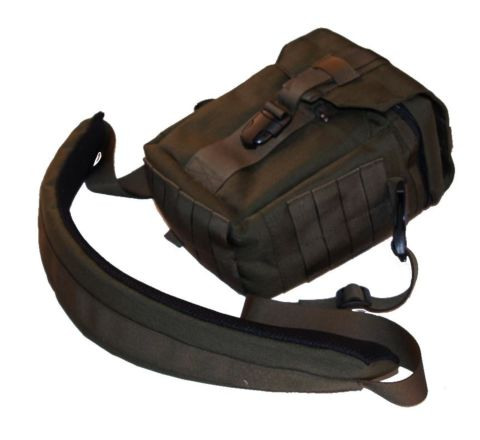 SAG Gear - Tactical Camera Bag - Olive