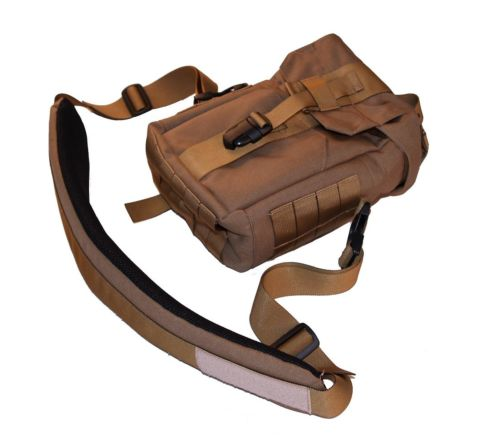 SAG Gear - Tactical Camera Bag - Tan