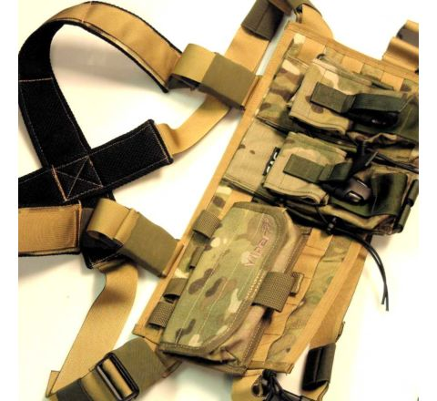 SAG Chest Rig - Multicam