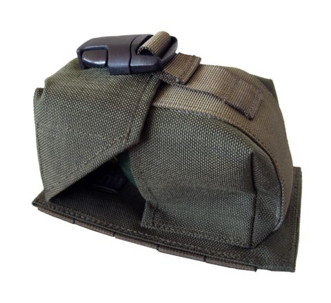SAG Gear/CoverT Universal Grenade Pouch - Olive
