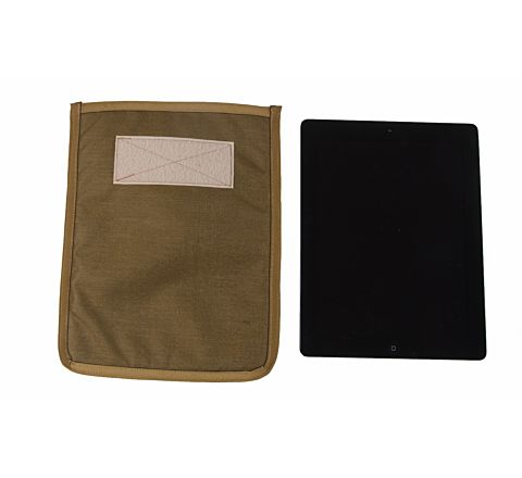 SAG iPad Light Case - Coyote Brown