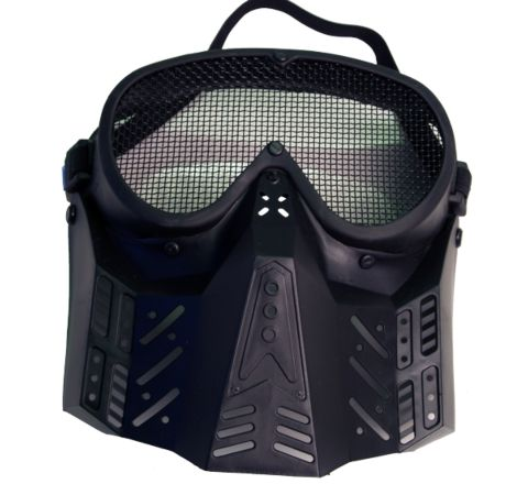 SHP Airsoft protective face mask