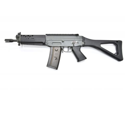 GHK SIG 533 GBB Airsoft Rifle - Black