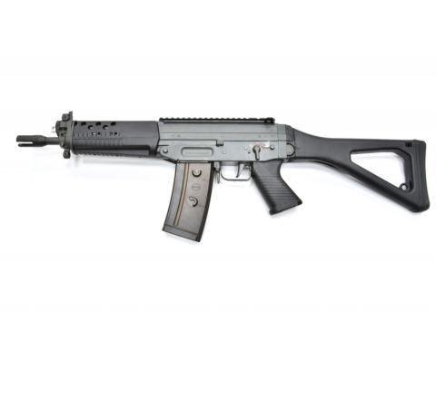 GHK SIG 533 GBB Airsoft Rifle - Black