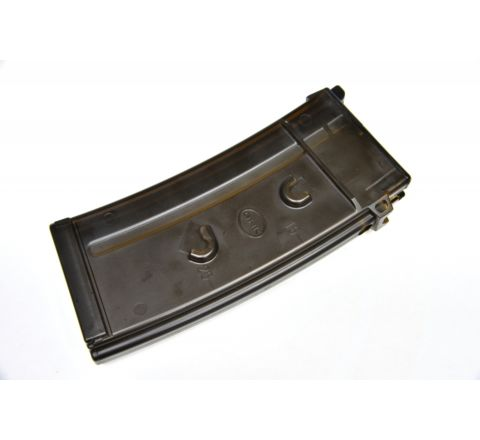GHK SIG 32rd Green Gas Magazine - Black