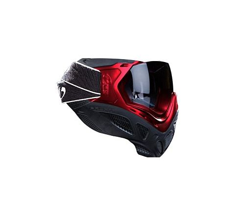 Valken Sly Profit Goggles - Full Face - Red