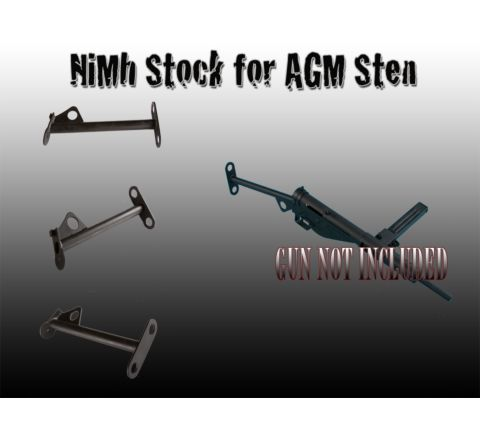 NiMh Stock for AGM Sten MkII