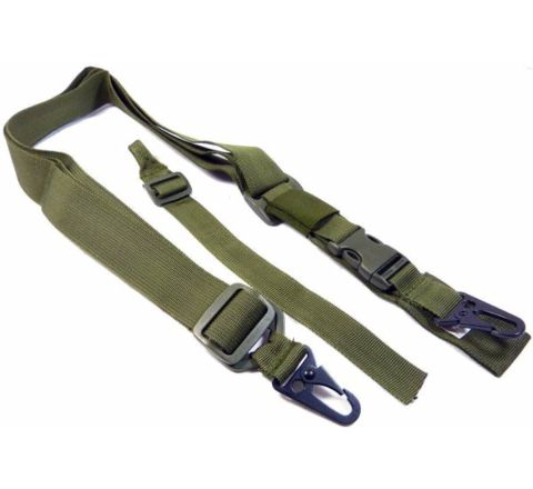 Swiss Arms 3-point tactical sling - Olive