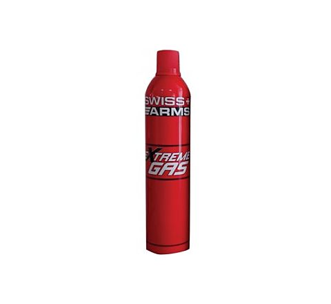 Swiss Arms EXTREME Airsoft Green Gas in 600ml can (Single Can)