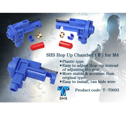 SHS M4 Series Plastic Replacement Rotary Hop Unit