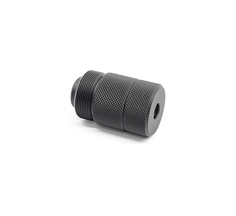 Action Army Silencer / Suppressor Adaptor for AAC T10 Series Rifles - Type A