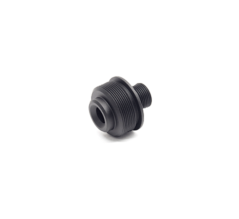 Action Army Silencer / Suppressor Adaptor for AAC T10 Series Rifles - Type B