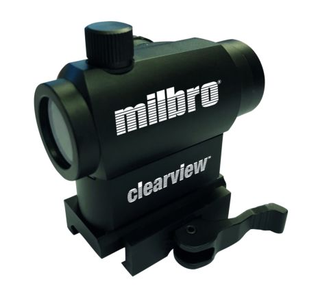 MILBRO Clearview T1 Red Dot Sight for Airsoft and Air Weapons!