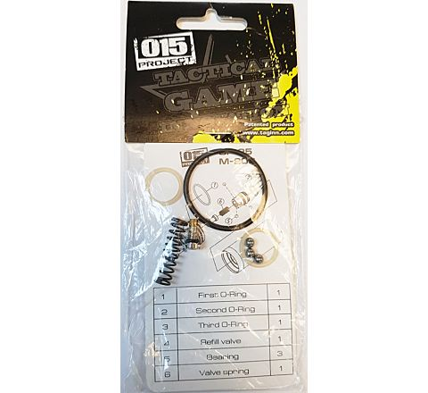TAG Innovation GP-25 Launcher Internal Replacement Seal Kit (Single)