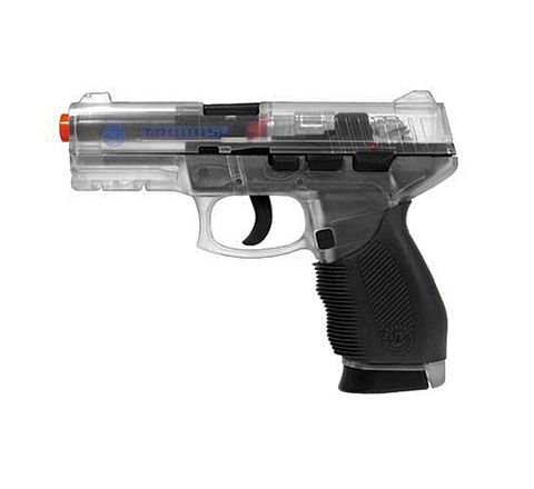 KWC Taurus 24/7 CO2 Airsoft Pistol - Clear (Two-tone)