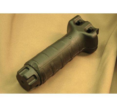 TDI Style Teardrop RIS Grip with remote switch slot - black