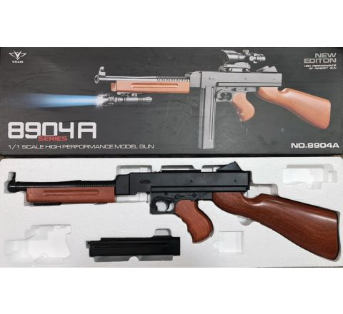 CCCP Thompson Styled Spring Cocking Airsoft Rifle
