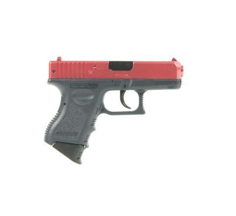 Tokyo Marui Red Two-Tone Glk 26 'Semi-Auto' Spring pistol