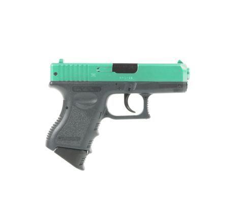 Tokyo Marui Green Two-Tone Glk 26 'Semi-Auto' Spring pistol