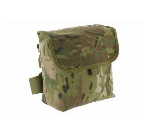 Highlander Pro-Force Drop Leg Dump Pouch - Genuine Multicam