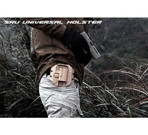 SR Union Universal Holster - Tan