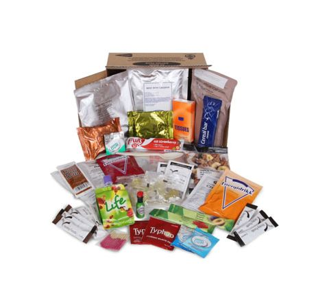 NEW British Army 24 hour Ration Pack