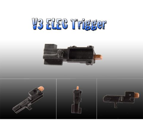v3 Electrical Trigger Bar - AuG, AR36, AK, SiG