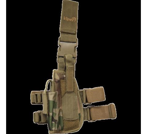 Viper Tactical Leg Holster Left Handed (Drop Leg)