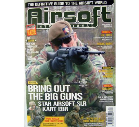 Airsoft International Vol 3 Issue 11 (April 2008)