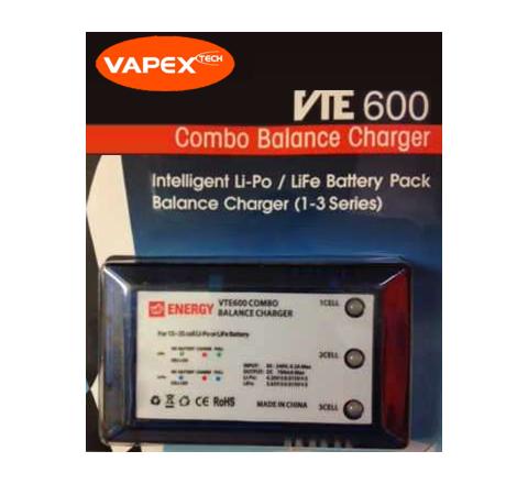 Vapex VTE600 LiPo / LiFe Battery Charger