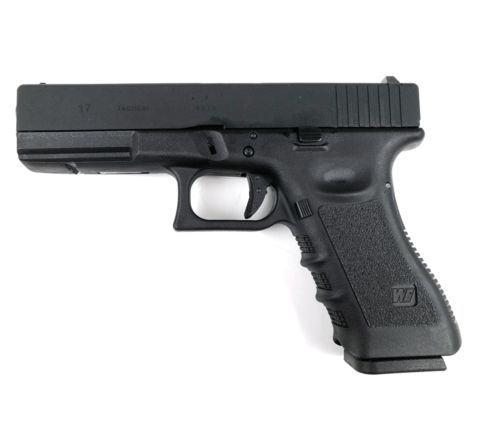 WE Airsoft Glk 17 Gen 3 Tactical GBB Airsoft Pistol