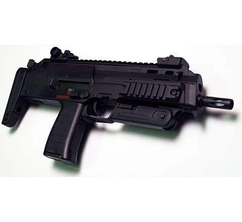 WELL R4 (SMG-7) AEP Airsoft SMG