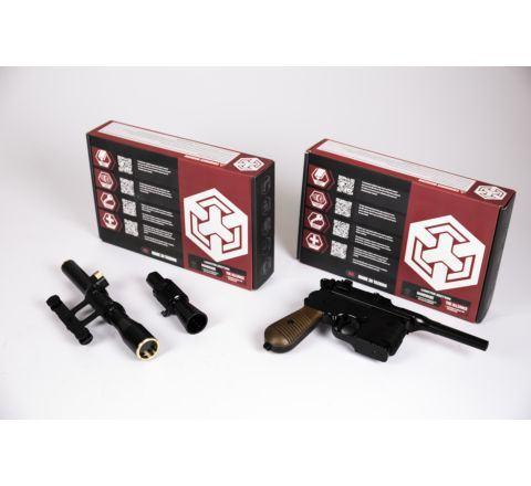Armorer Works Custom DL-44 / DL44 'Blaster' - Han Solo Sidearm! Airsoft Pistol