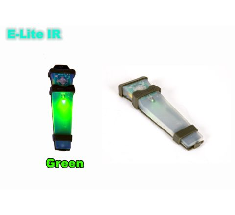 E-Lite LED Marker - Green