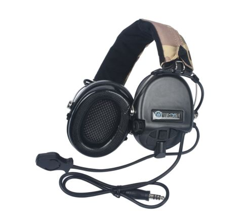 WADSN Sordin Headset Basic Version - Black