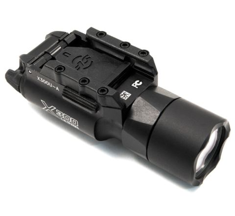 X300 LED Weapon Light / Flash Light - Black