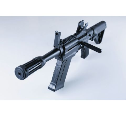 PPS XM26 M4/M16 Mountable and Stand Alone Gas Airsoft Shotgun!