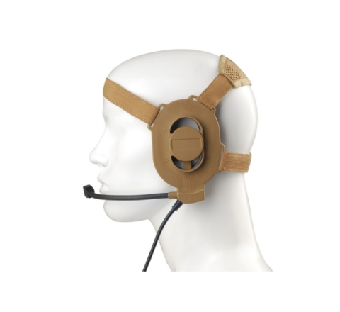 Z Tactical Bowman Elite II Headset - Tan