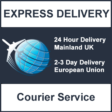 Delivery Information for Express Shipping at Airsoft World